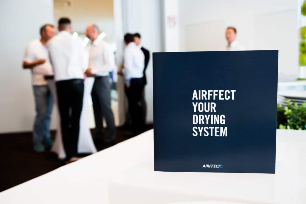 Airffect Präsentation 2017